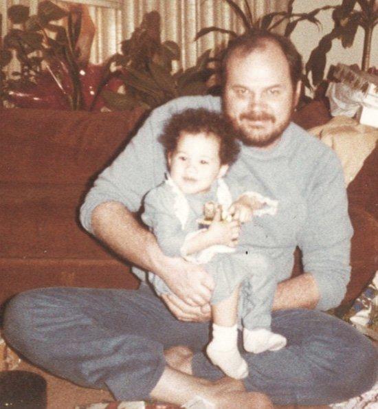 Meghan Markle s tátou Thomasem