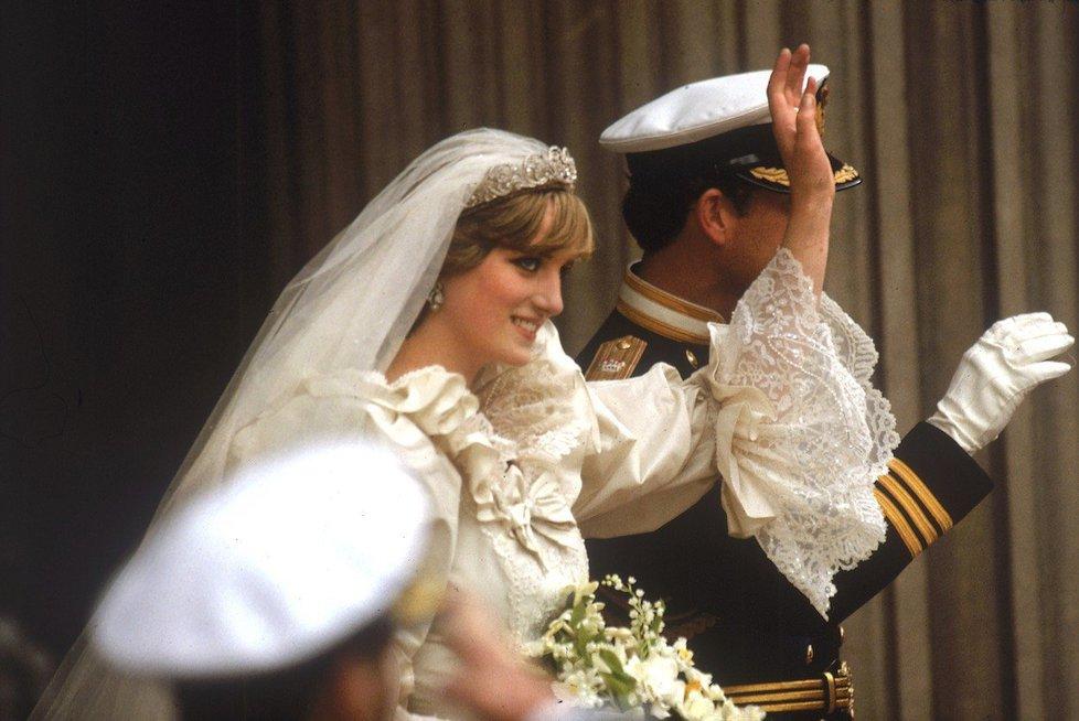 Svatebni Saty Diana Tradice Porusila Nejvetsi Rebelka Je Ale