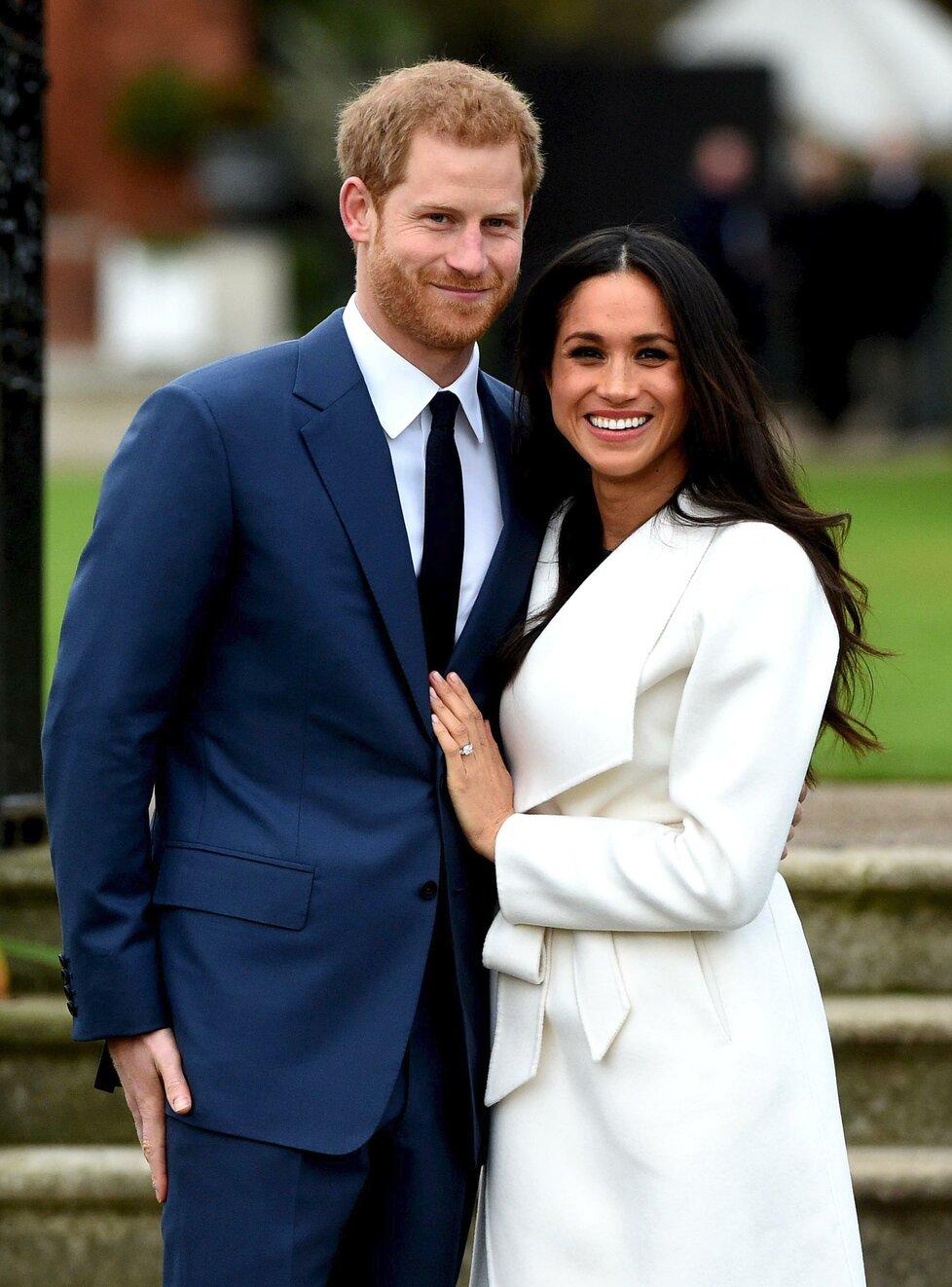 KROUŽEK JAKO SYMBOL: William snubák nenosí, Charles má prsteny dva