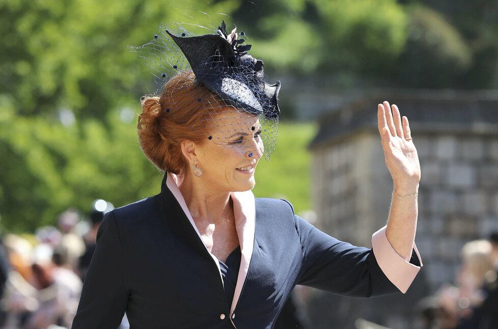 Vévodkyně z Yorku.