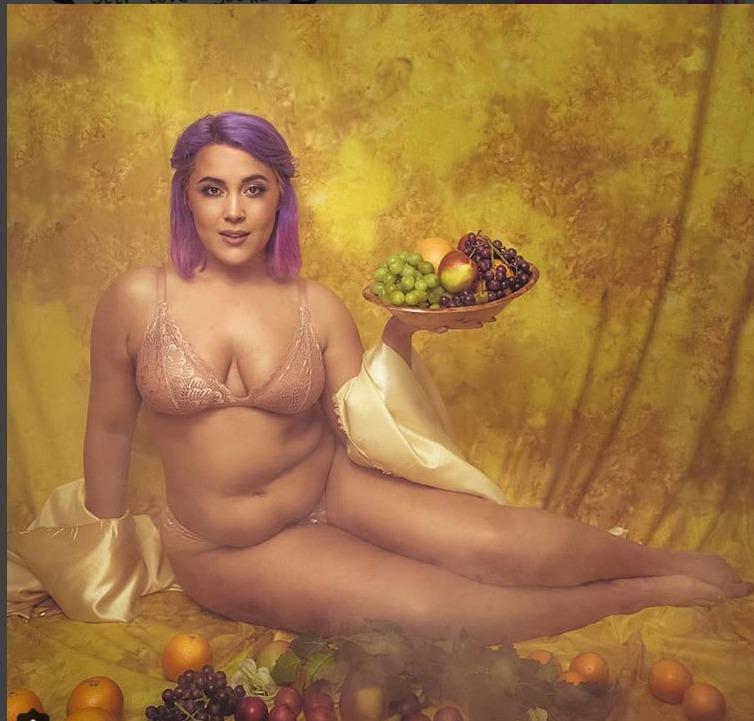 Megan Crabbe pomáhá ženám s plnými tvary milovat své tělo