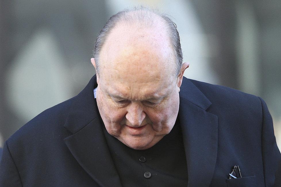V Austrálii soud rozhodl, že arcibiskup Philip Wilson kryl zneužívání dětí
