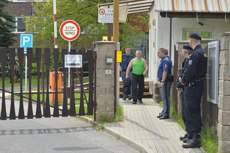 Přesně před rokem se Jiří Kajínek (57) dostal na svobodu: Co všechno stihl?