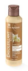 Hydratační samoopalovací péče na tělo, Yves Rocher, 204 Kč (150 ml). Koupíte na www.yves-rocher.cz nebo v kamenných obchodech.