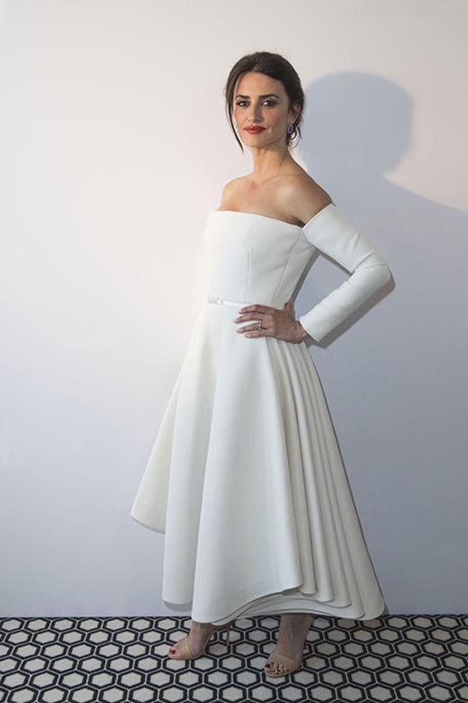 Penelope Cruz vyrazila na filmový festival.