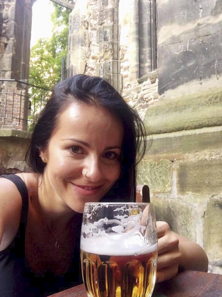 Zpěvačka Katarína Knechtová