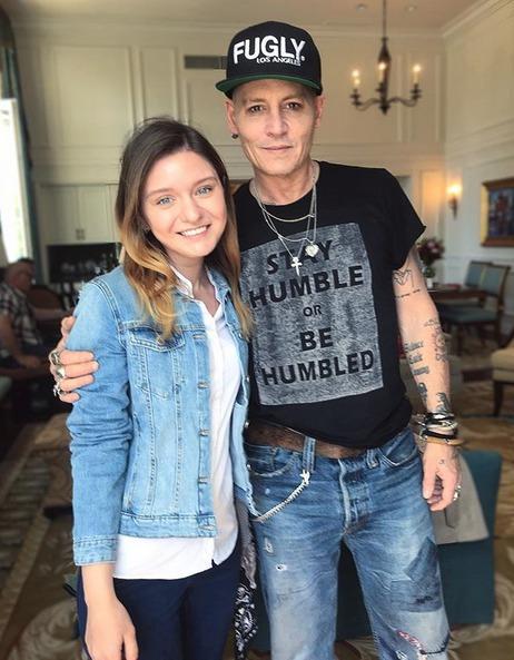 Johnny Depp je hubený a vypadá nemocně