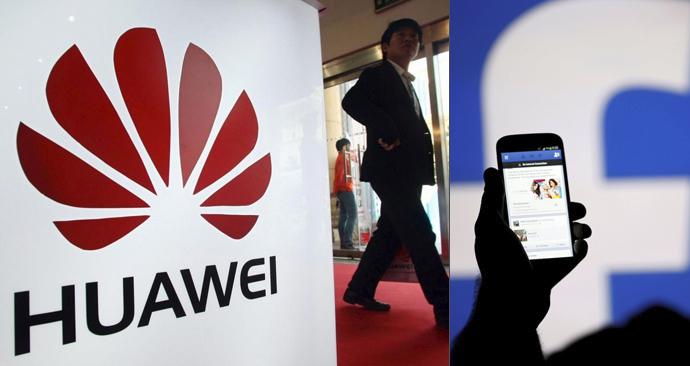 Huawei může být pro Česko hrozba, řekl úřad. (ilustrační foto)