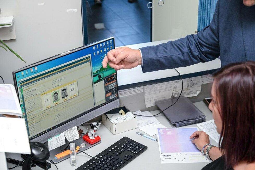 V Plzni přestavěli registr řidičů.