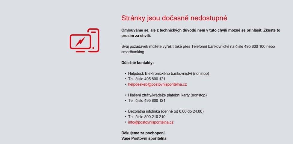 dc731851a Kolaps bankovnictví ČSOB. Lidé nemohli posílat peníze, mobilní aplikace se  to nedotklo | Blesk.cz