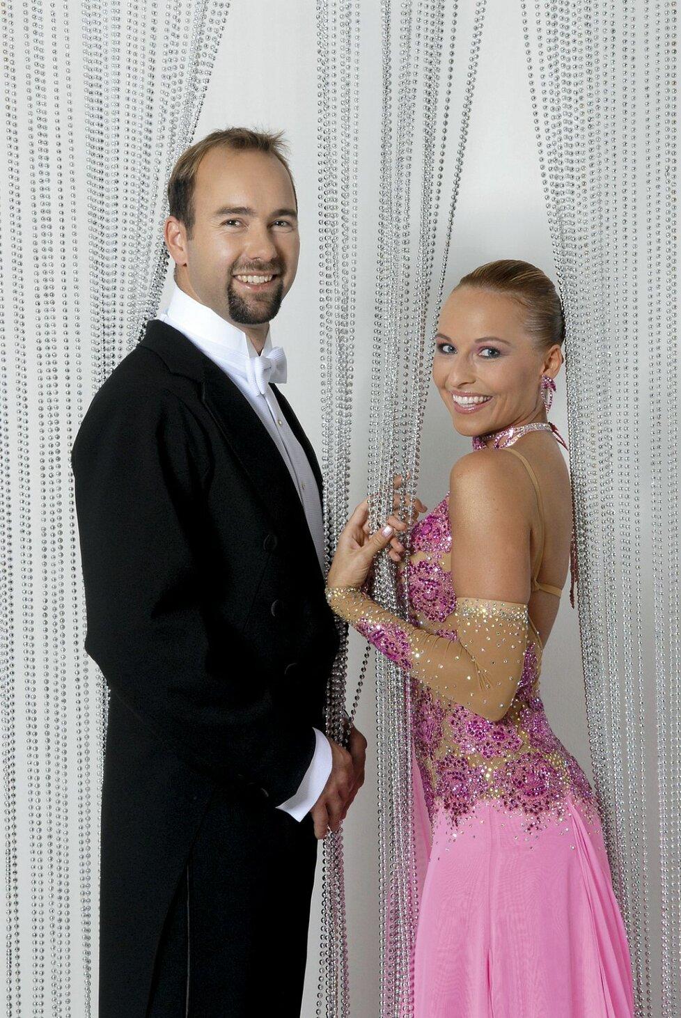 Aleš Valenta a Iva Langerová