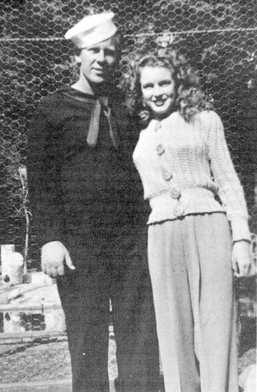 James Dougherty, první manžel Marylin