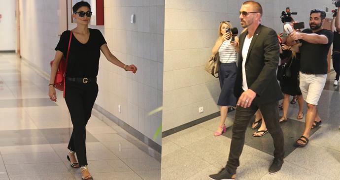 Vlaďka Erbová a Tomáš Řepka se znovu setkali u soudu kvůli falešným pornoinzerátům.