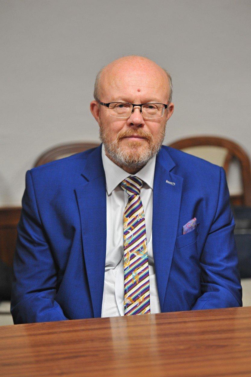 Kandidát na primátora Brna za TOP 09 Vlastimil Válek