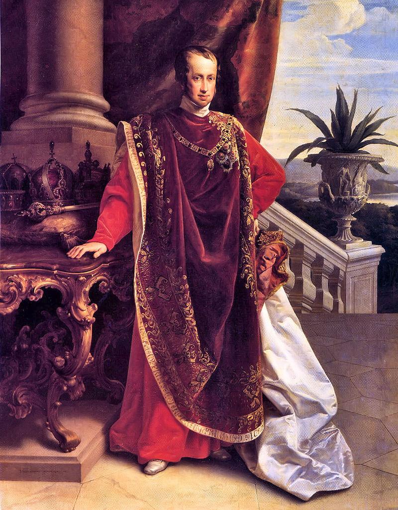 Ferdinand V. se narodil z manželství bratrance a sestřenice, což jej zdravotně poznamenalo na celý život. I přes nejrůznější ústrky a posměšky se však nakonec stal císařem. Velmi oblíbeným.