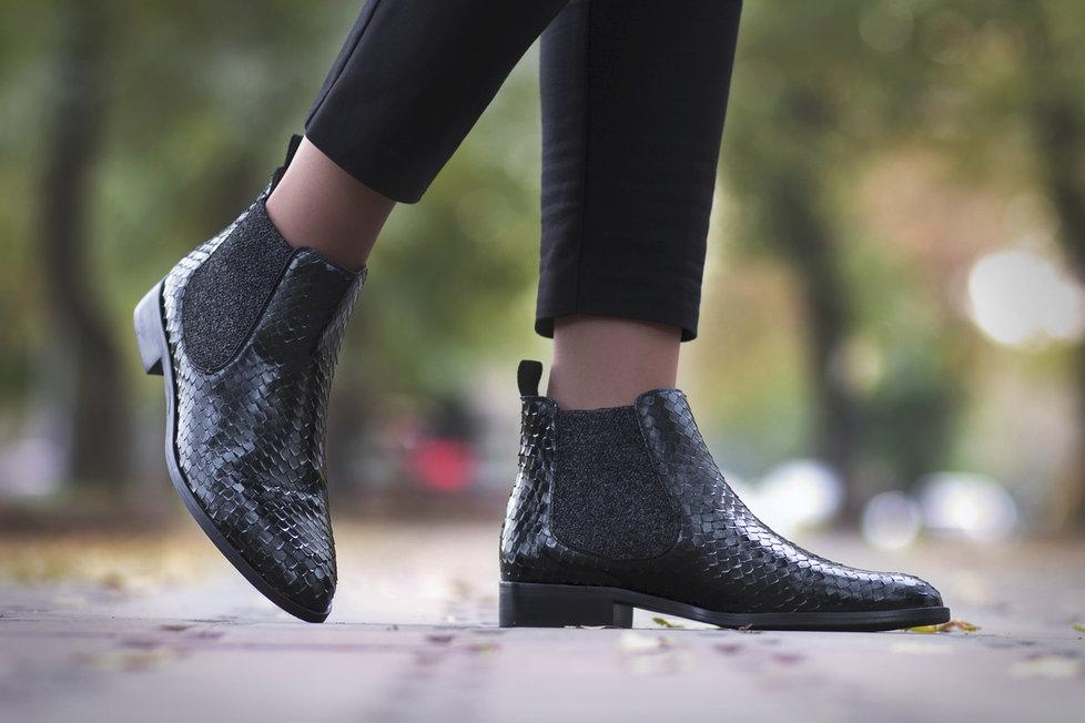 Kotníkové boty vás tento podzim rozhodně nudit nebudou! 2cfda20e76