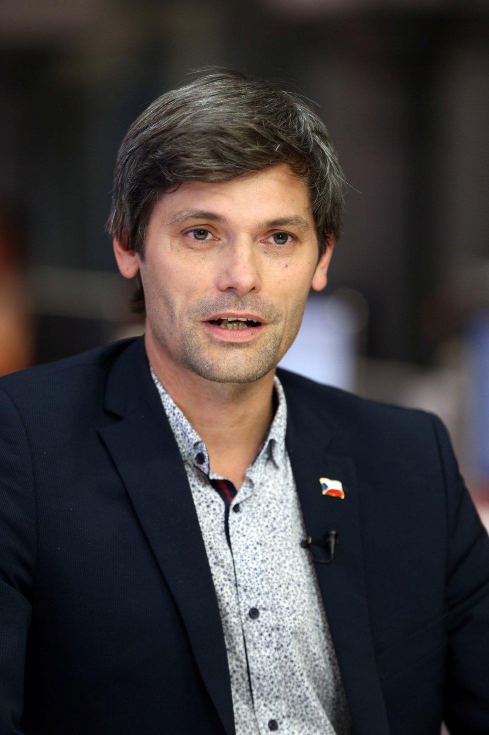 Duel Blesku: Marek Hilšer (12. 9. 2018)
