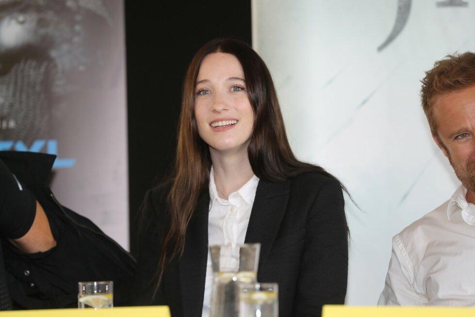 Herečka Sophie Lowe