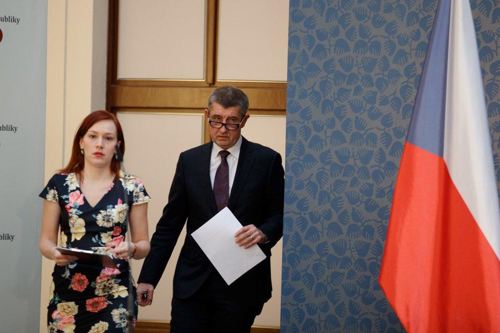 První vládní mluvčí Barbora Peterová je dnes mluvčí SÚKLu