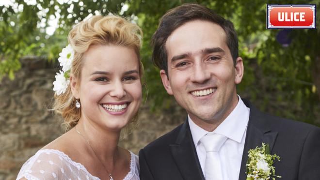Terezina svatba bude v ulici už v pátek 28. září
