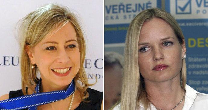 O Praze 1 chtěly rozhodovat také bývalé poslankyně Kateřina Jacques Bursíková a Kateřina Klasnová. Ani jim ale kandidatura nevyšla