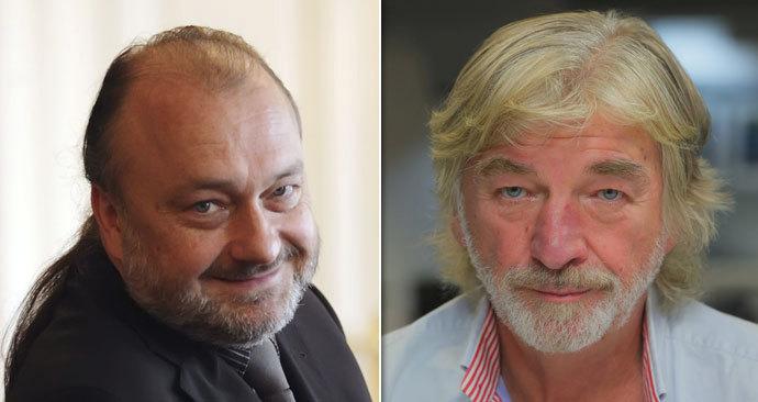 Senátory za Prahu dvě nebudou ani Ladislav Jakl nebo herec Vladimír Kratina. Jejich výsledky v prvním kole nestačily na postup.