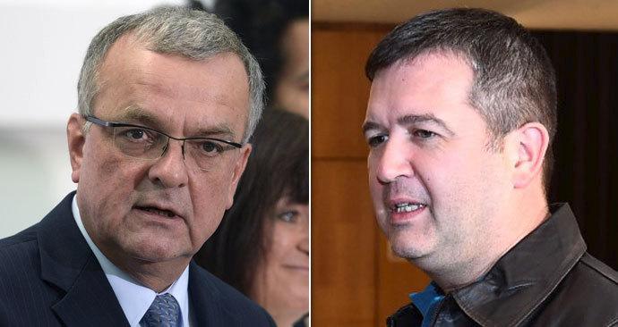 Miroslav Kalousek a Jan Hamáček pomáhali svým stranám zvýšit volební výsledek ze spodních míst kandidátky. Příliš hlasů ČSSD a TOP 09 ale nepřinesli, v zastupitelstvu z nich nebude ani jeden