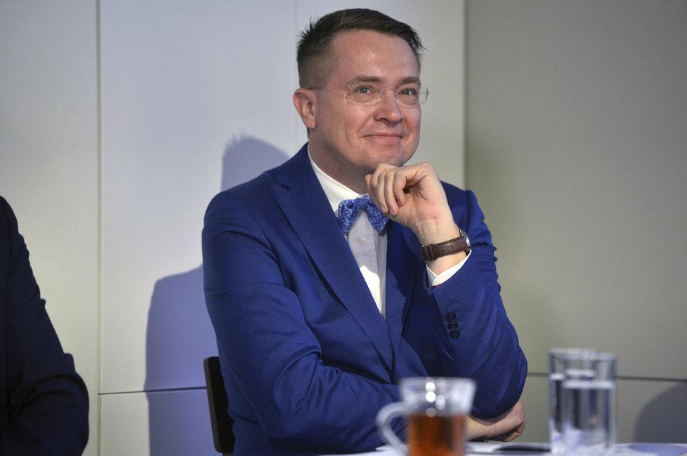 Prezident České stomatologické komory Roman Šmucler
