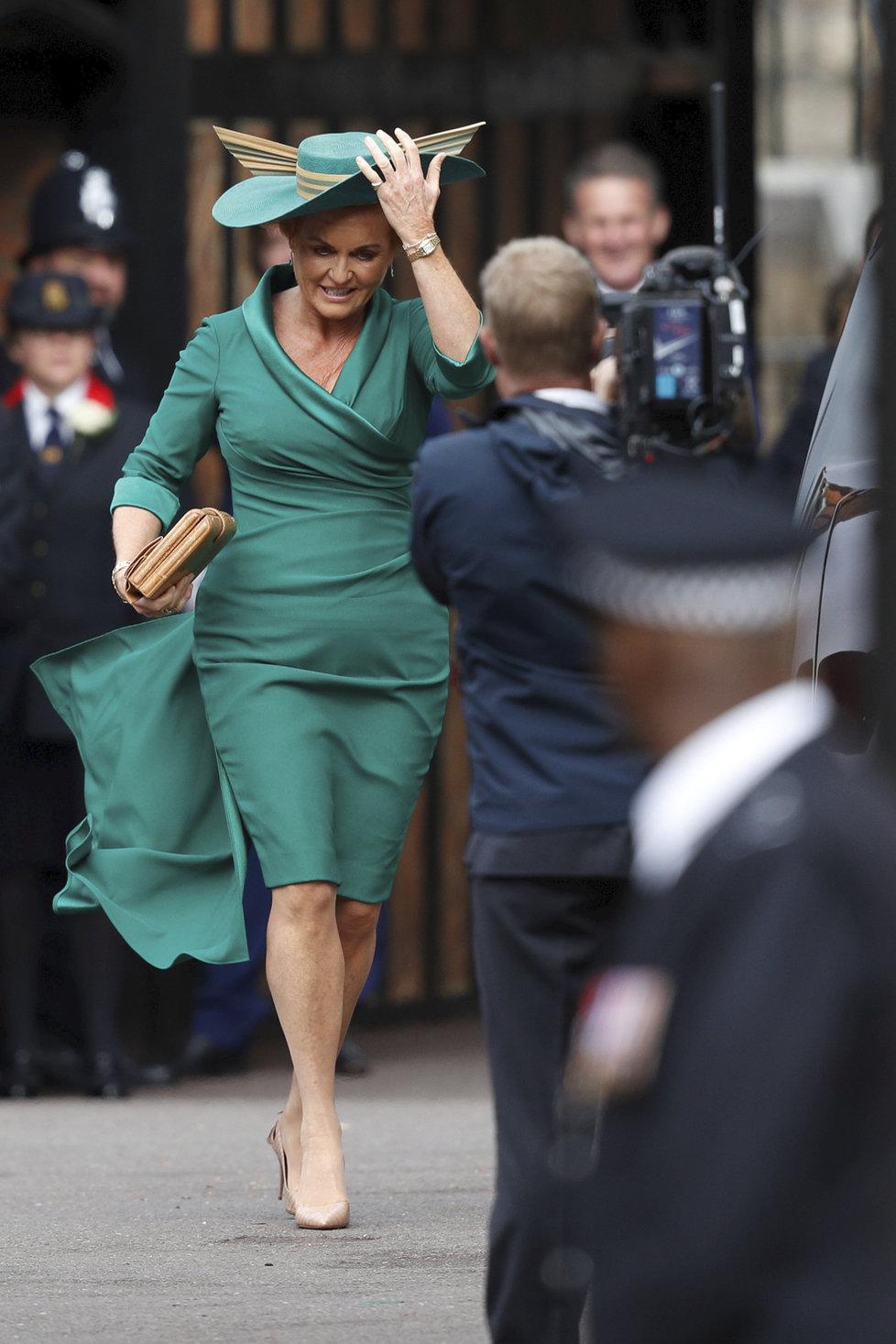 Matka nevěsty Sarah - Vévodkyně z Yorku
