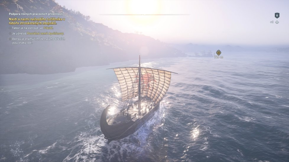 Assassin's Creed Odyssey na PlayStation 4