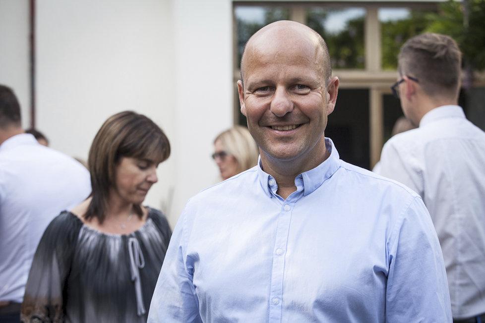 Petr Hlubuček se zasadí o rozvoj životního prostředí v Praze.
