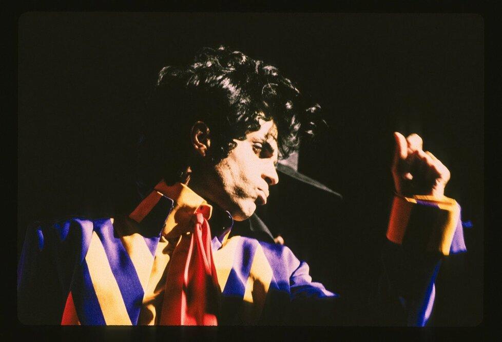 1984 – Prince a jeho Purple Rain