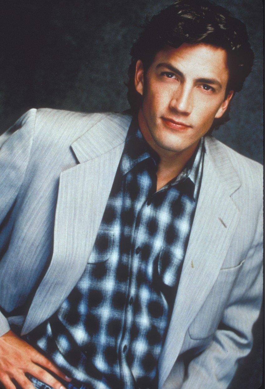 1992 – Andrew Shue byl na listě nejvíc sexy spolubydlících kvůli seriálu Melrose Place.