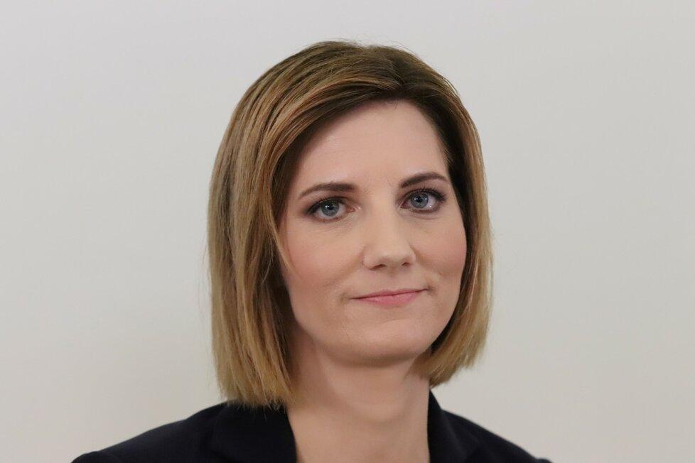 Budoucí první žena Brna - Markéta Vaňková (ODS).