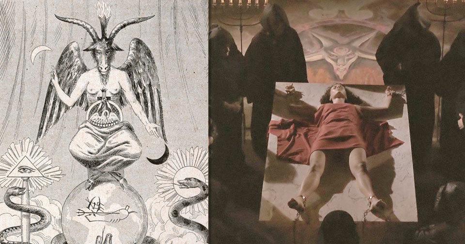 Američtí satanisté žalují Netflix a Warner Bros kvůli soše Bafodila v jednom ze seriálů