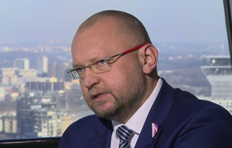 Lidovec Jan Bartošek (KDU-ČSL)