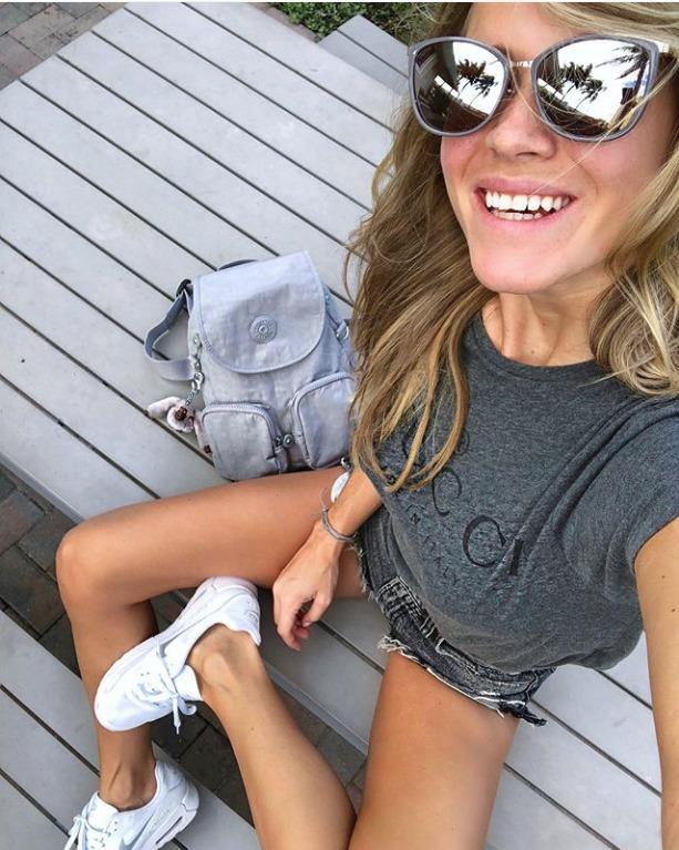 Veronika Kopřivová si užívá tepla na Floridě.