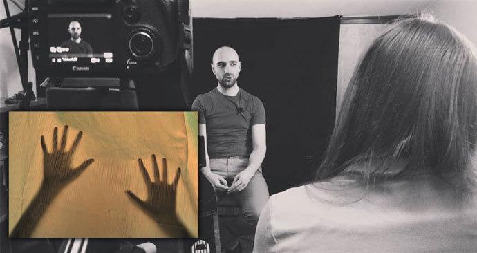 Dokumentaristka Veronika rozjela projekt Nemlčíme, kde natáčí zpovědi sexuálního násilí
