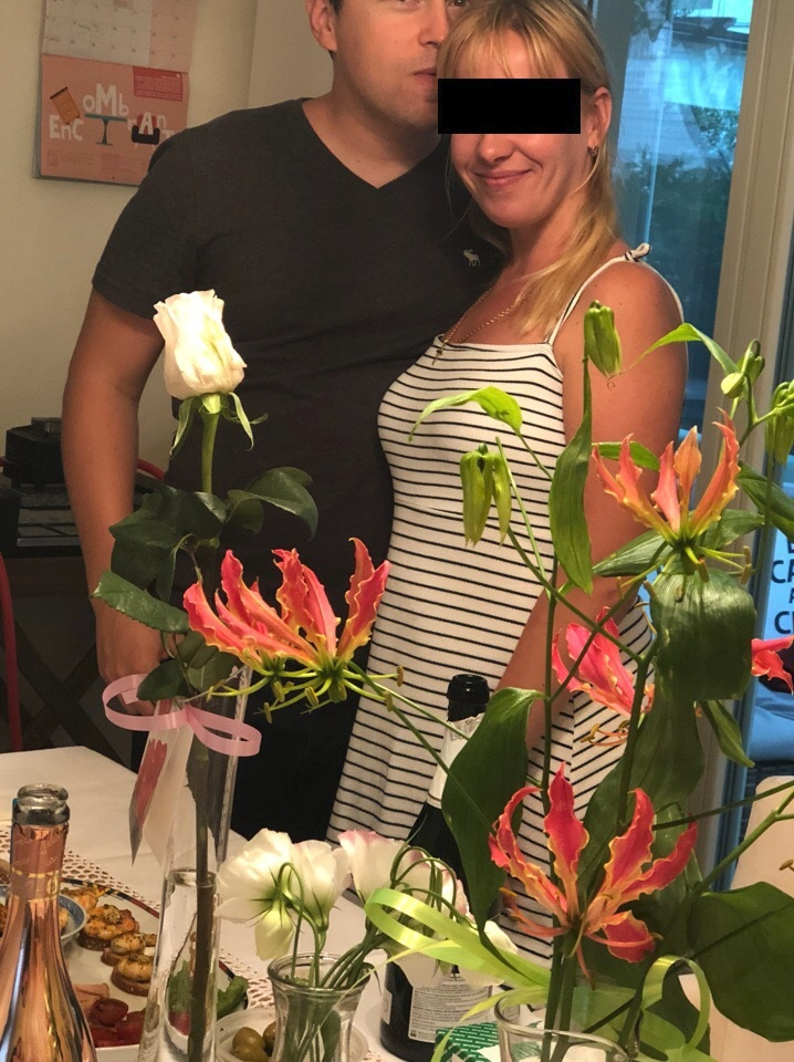 Přítelkyně a snoubenka Andreje Babiše ml. Jelizaveta s premiérovým synem