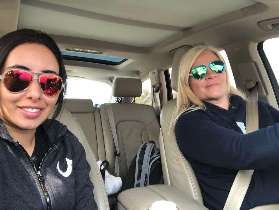 Dubajská princezna Latifa a Finka Tiina Jauhiainenová jsou nejlepší kamarádky. Finka ji pomáhala i při útěku. Princezna se před krutostí svého otce pokusila utéct letos v únoru, od března o ní nejsou žádné zprávy, (12.12.2018).