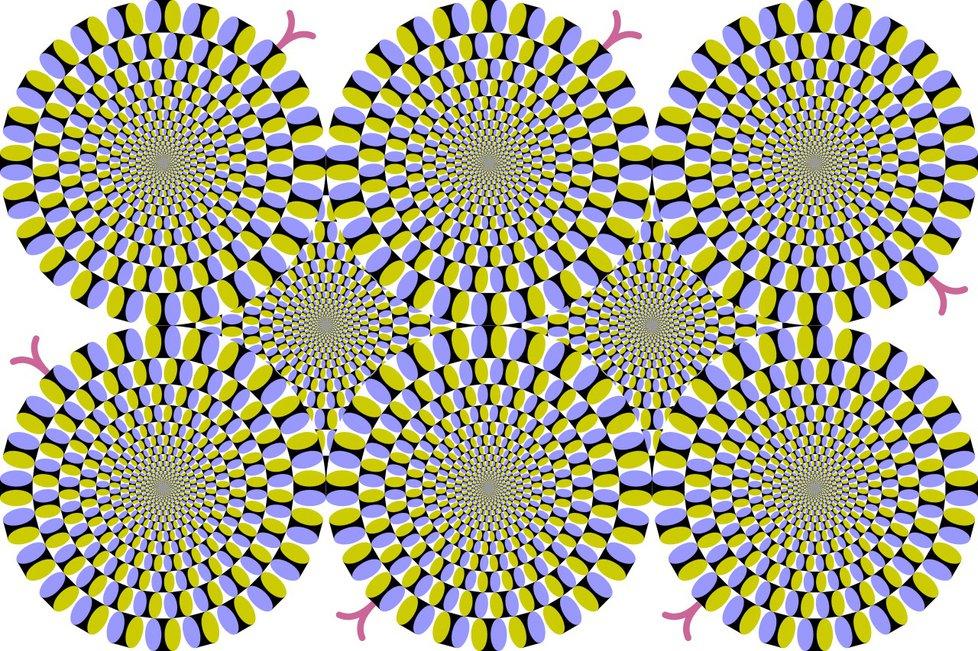 Poškádlete si mozek optickými klamy