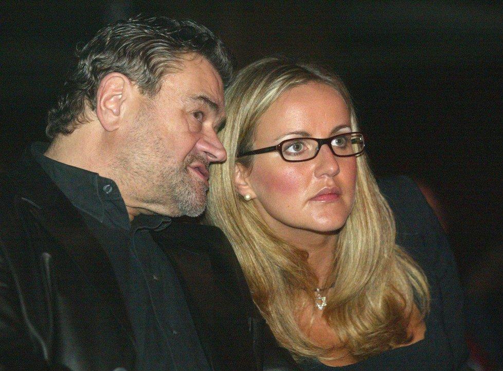 S Vendulou tvořili manželský pár třináct let.