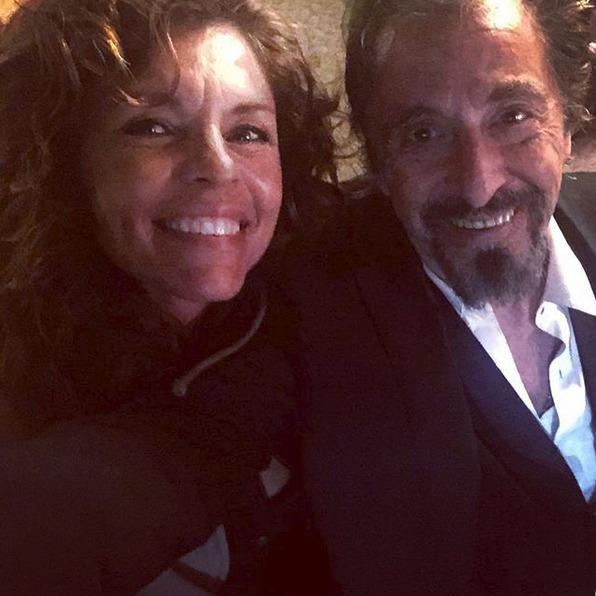 Eva Jeníčková a Al Pacino