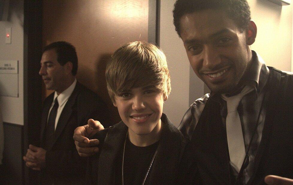 Yemi A.D. a Justin Bieber