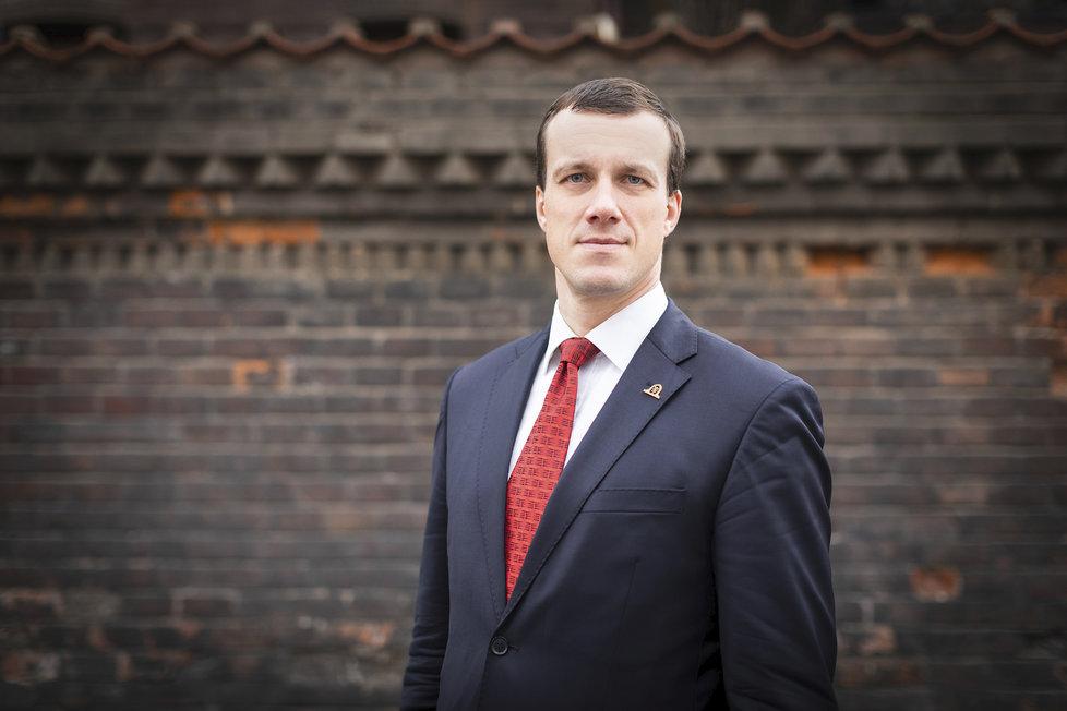 Radim Neubauer, prezident Notářské komory ČR