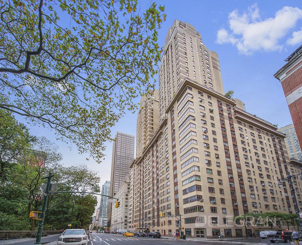 Bezosovy byty se nachází v této rezidenci v New Yorku