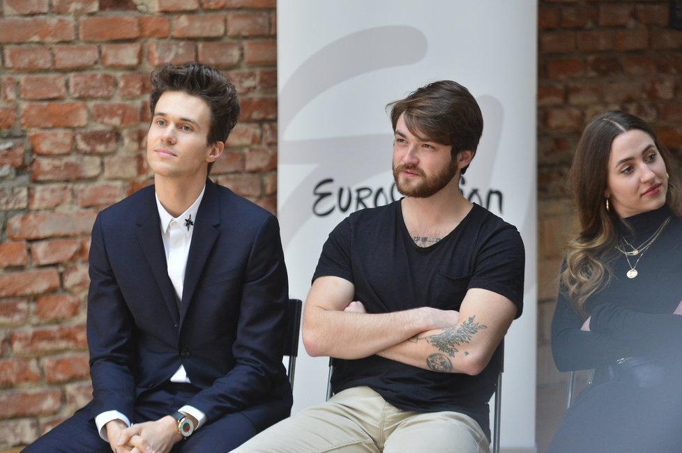 Albert Černý postoupil do Eurovize 2019.