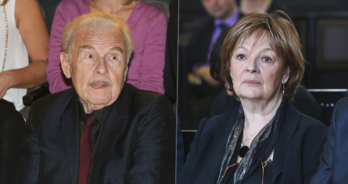 Luděk Munzar a Jana Hlaváčová