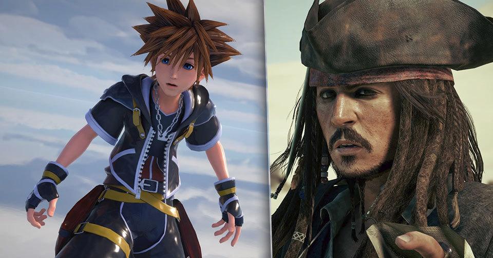 Kingdom Hearts III jsou pohádkovou videohrou, která chytí za srdce.