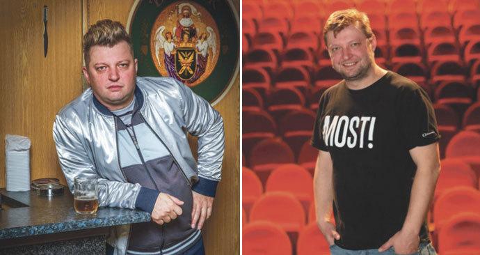 Michal Isteník: Pro všechny jsem teď impotent Eda!